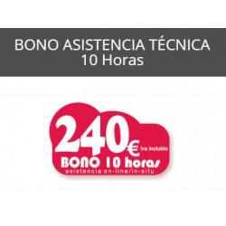 10 Horas - Bono Asistencia...