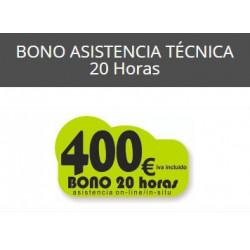 20 Horas - Bono Asistencia...