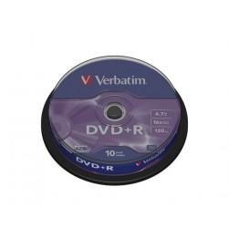 DVD+R VERBATIM - TARRINA 10